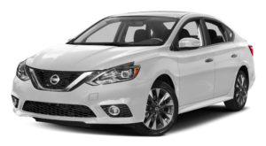 White Used Nissan Sentra