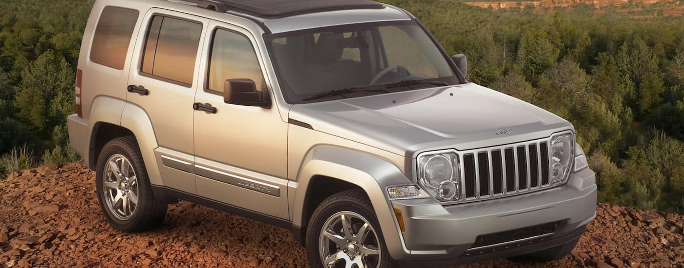Jeep Liberty Technology