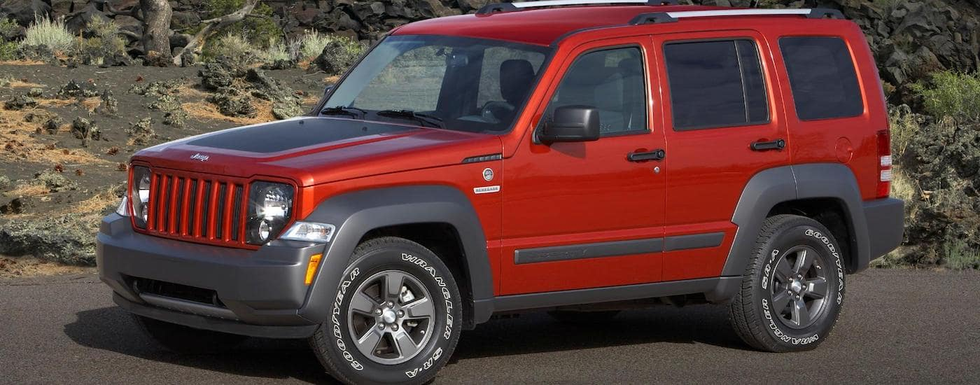 Jeep Liberty Performance