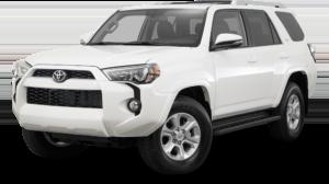 White 2016 Used Toyota 4Runner