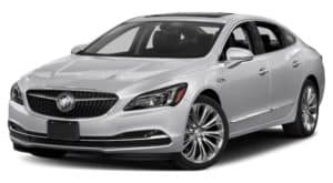 Silver Used Buick LaCrosse
