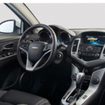 Used Car Buyers Inspect Chevy Cruze