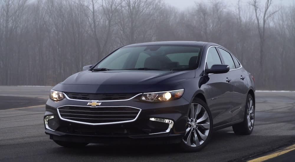 2016 Chevrolet Malibu Used Deal
