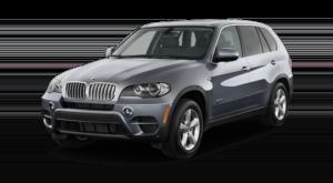Silver Used BMW X5