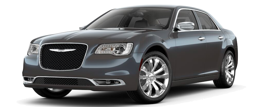 Gunmetal 2018 Chrysler 300