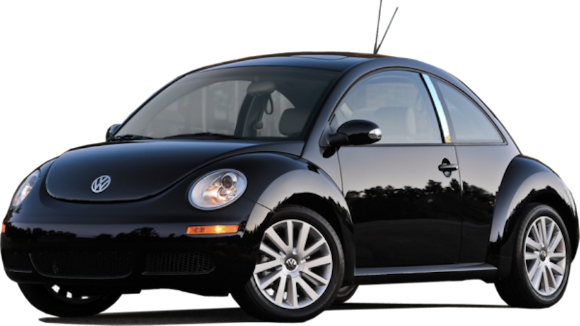 A Black used Volkswagen Beetle for sale at McCluskey Auto