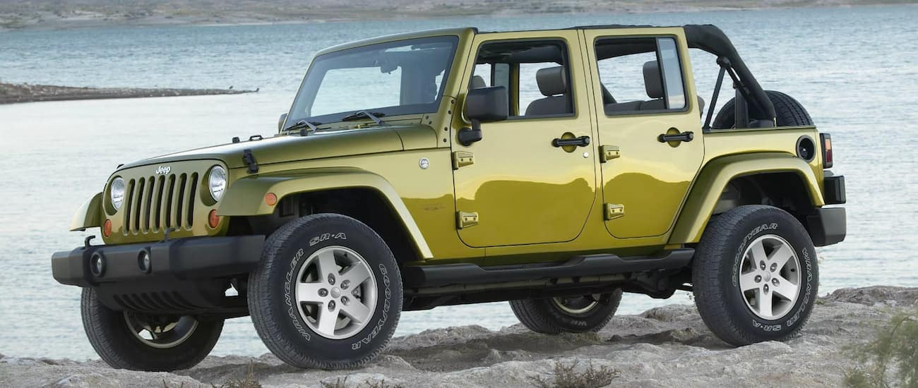 Used Jeep Wrangler Cincinnati Oh Mccluskey Automotive