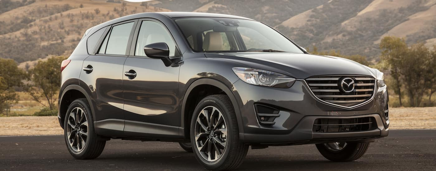 Black 2016 Used Mazda CX-5