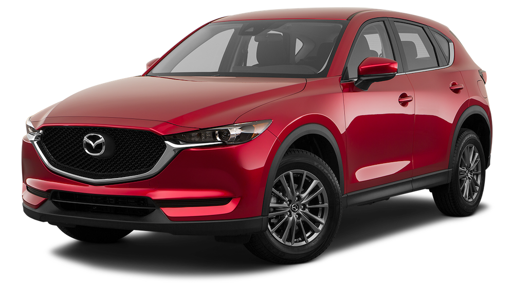 Red Used Mazda CX-5