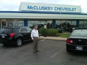 Today Mccluskey Chevrolet