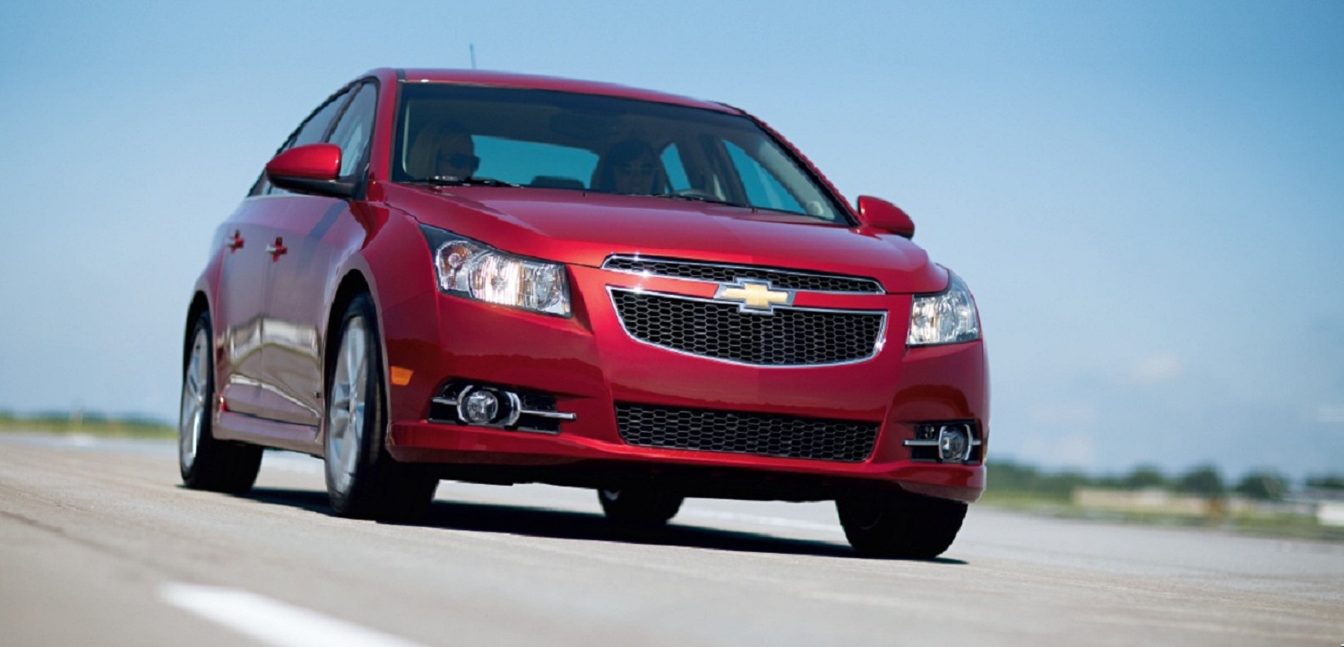 2012 Chevy Cruze Consumers Best Buy Digest Award
