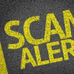 Scam Alert on the Road