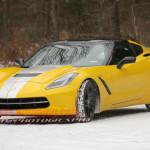 McCluskey 2014 Corvette Grand Sport
