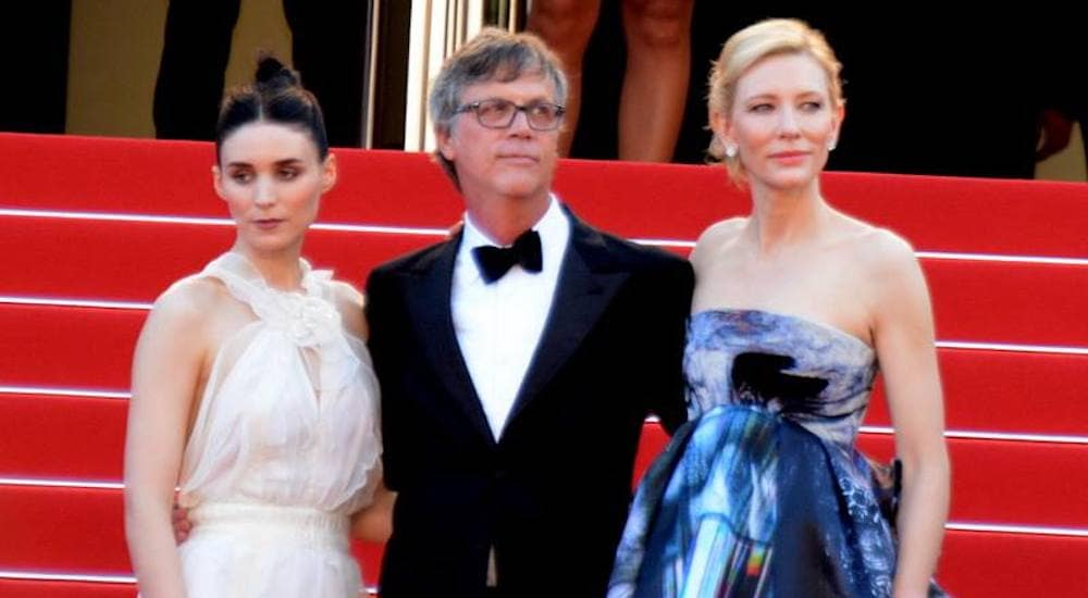 Carol Actresses and Director