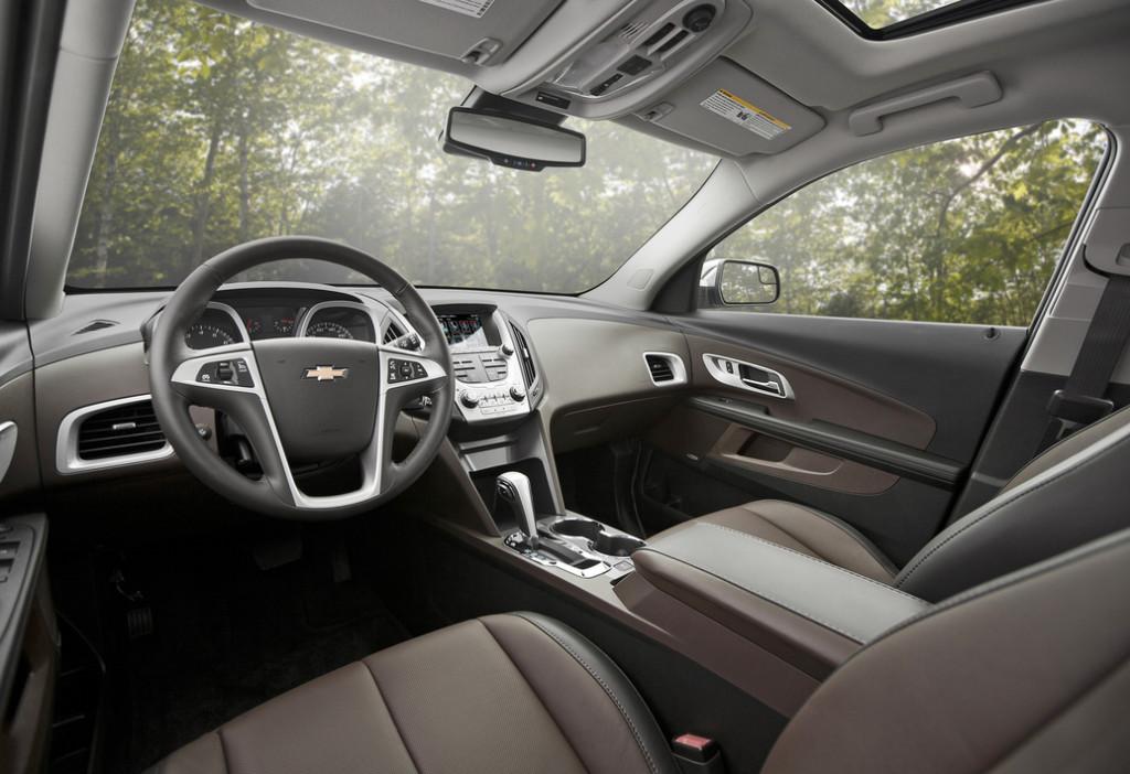 2013 Equinox Interior used car dealers Cincinnati