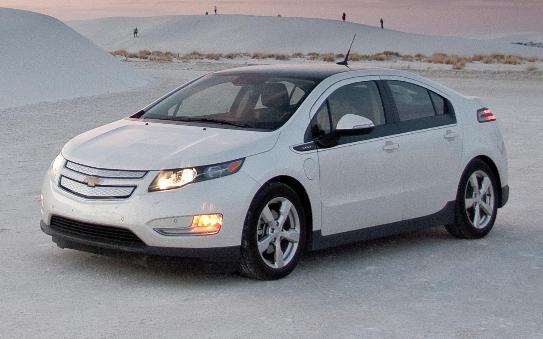 Used Car Spotlight 2011 Chevy Volt Mccluskey Chevrolet