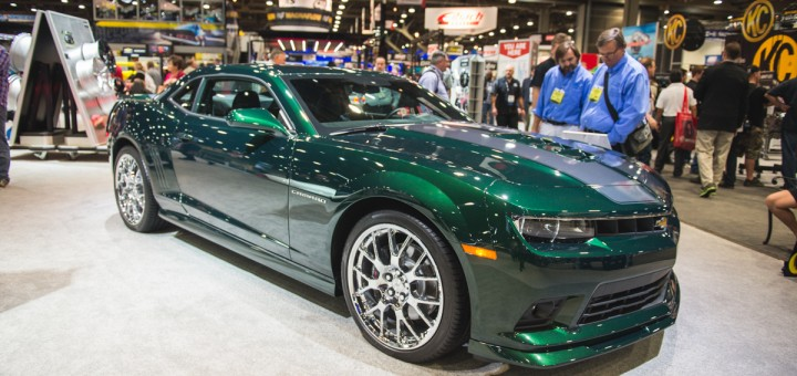 Chevy Fans Name New Camaro Green Flash Mccluskey Chevrolet