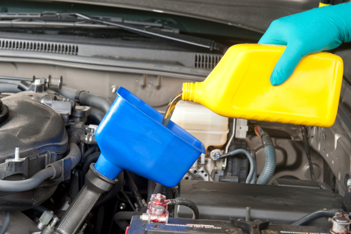 Should You Use A Groupon For An Oil Change Mccluskey