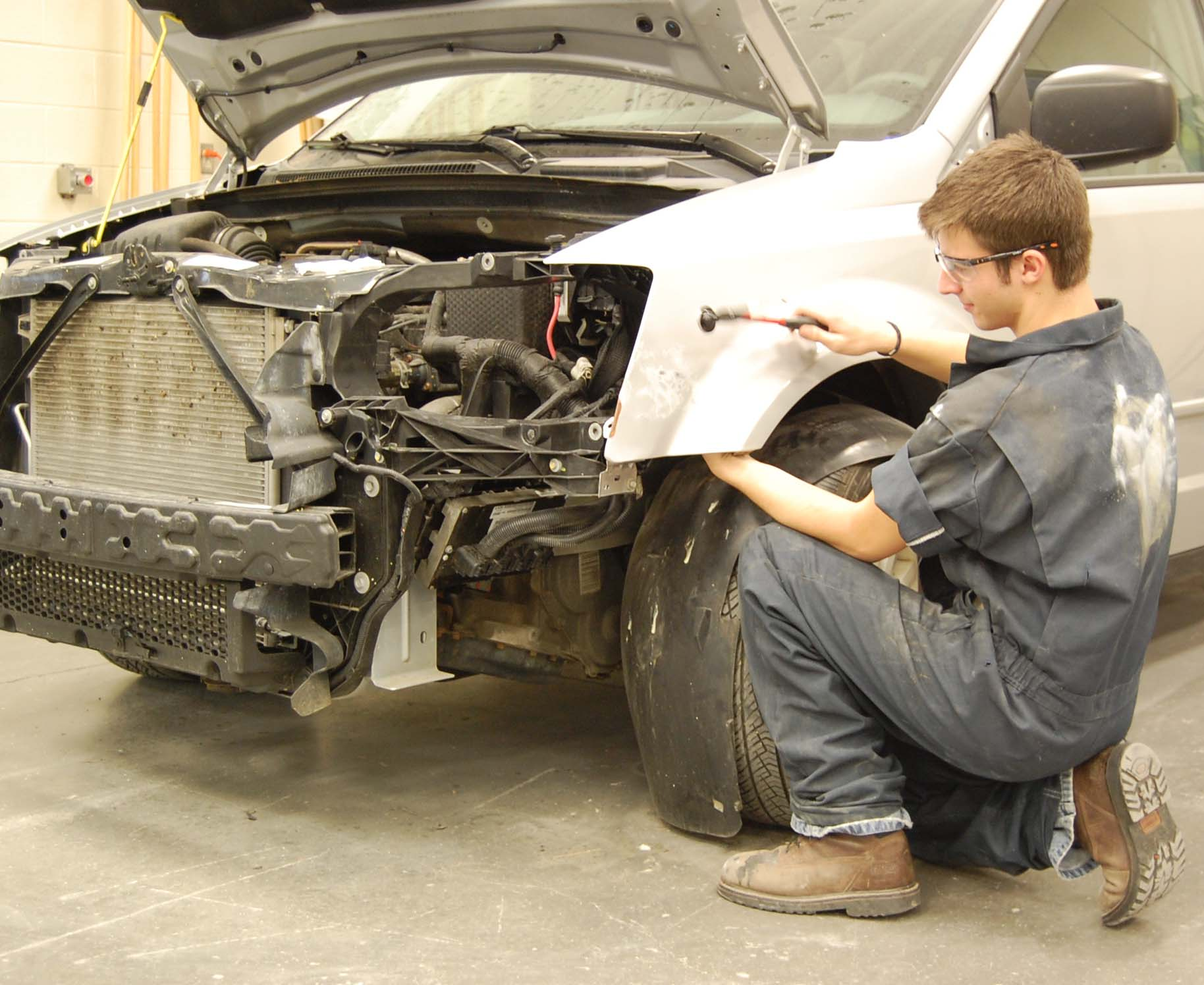 Auto Body Repairs You Can Make Yourself but Shouldn't - McCluskey ...