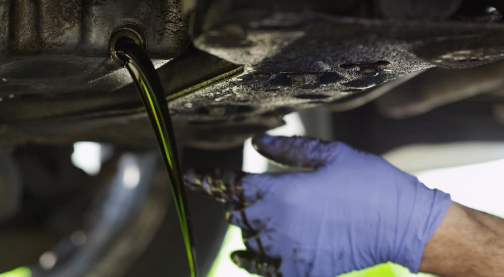 Motor Oil Change: Why We Do It, And How Often