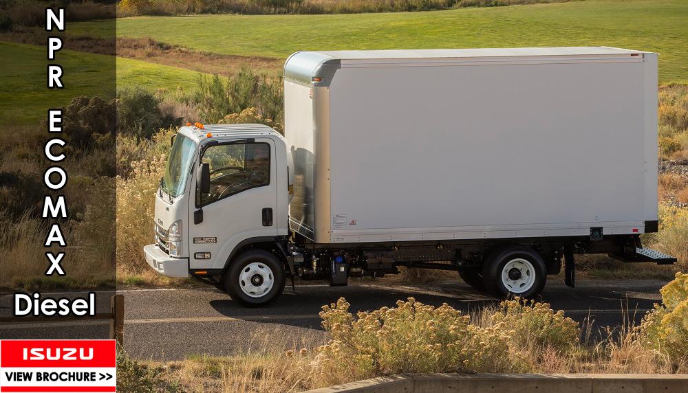 Isuzu Commercial Trucks | McCluskey Chevrolet