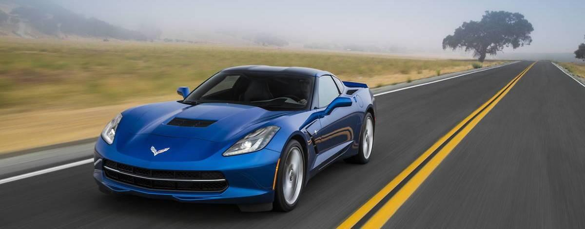 2016 Chevy Corvette Performance