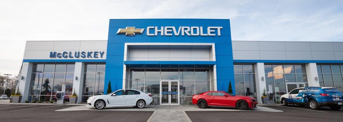 Chevy Dealer Columbus OH | Chevrolet Dealer Near Columbus