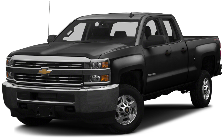 Black 2016 Chevy Silverado 2500HD