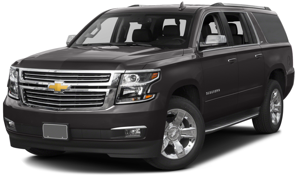 Black 2016 Chevy Suburban
