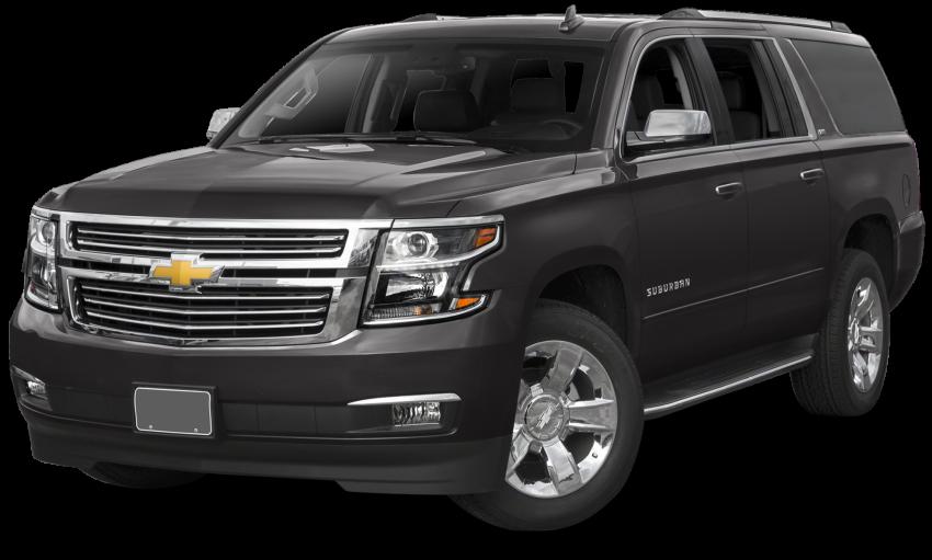 Black 2016 Chevy Suburban