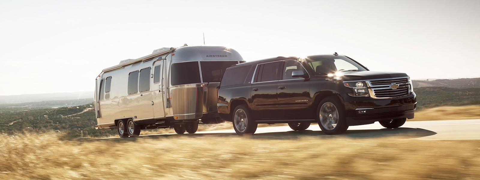2016 Chevy Suburban Exterior
