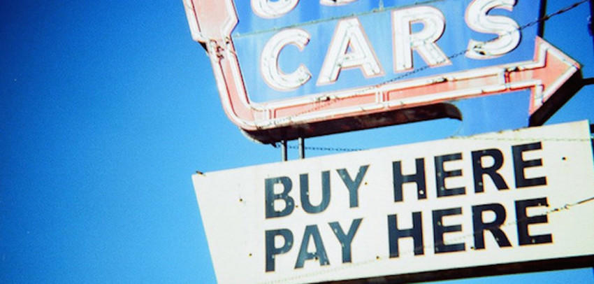 Buy Here, Pay Here in Columbus - McCluskey Chevrolet