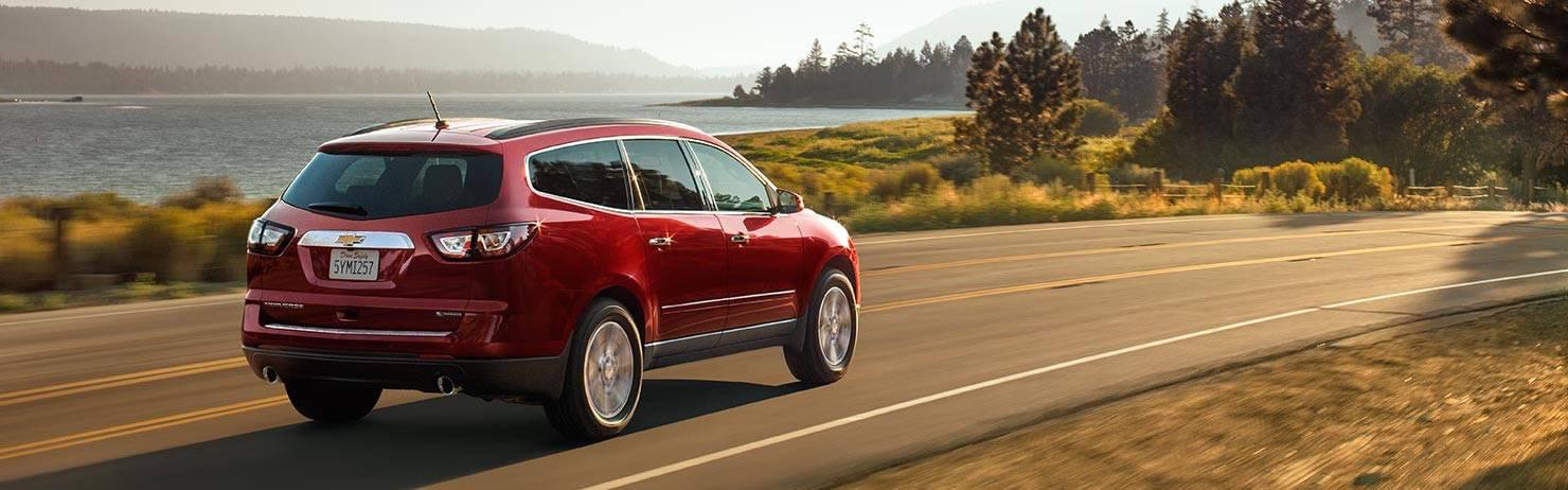 chevrolet traverse Lease