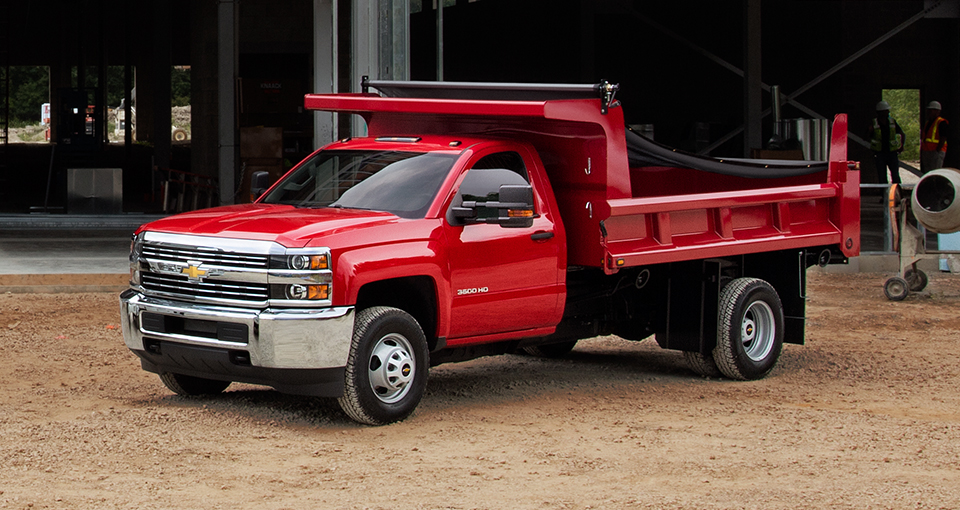 Upfit Your Heavy Duty Hauler into a Dump Truck - McCluskey ...