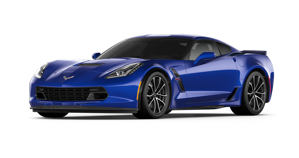 2017 Chevy Corvette Cincinnati Oh Mccluskey Chevrolet