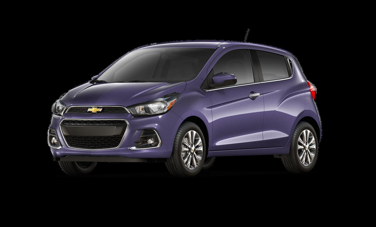 Kelley Blue Book Value Used Cars And Trucks >> 2017 Chevy Spark - Cincinnati, OH - McCluskey Chevrolet