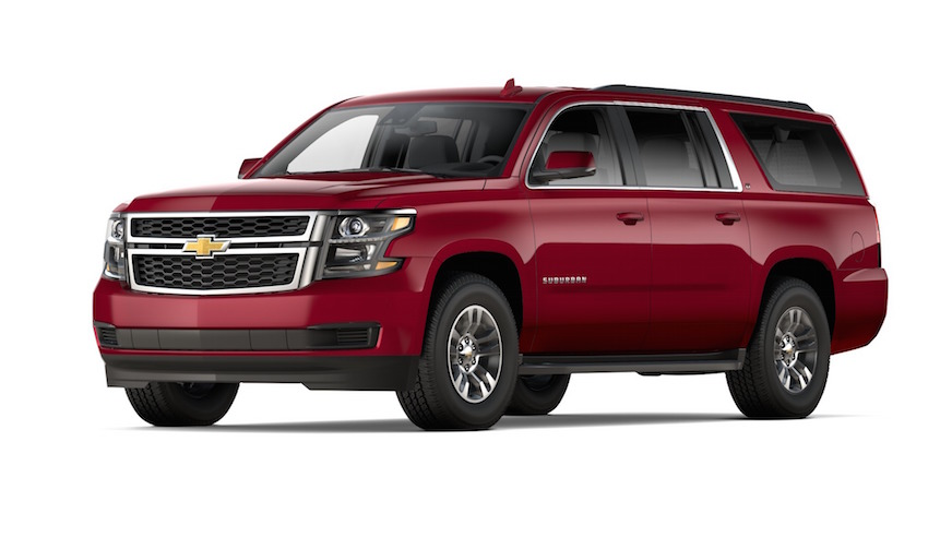 2017 chevy suburban cincinnati oh mccluskey chevrolet. Black Bedroom Furniture Sets. Home Design Ideas