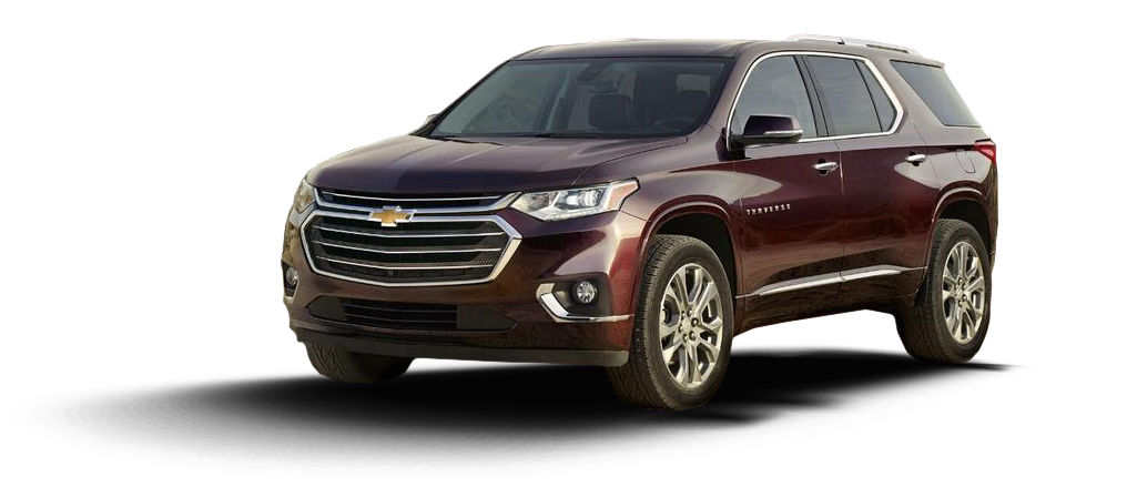 Traverse City Cab >> 2018 Chevy Traverse - Cincinnati, OH - McCluskey Chevrolet