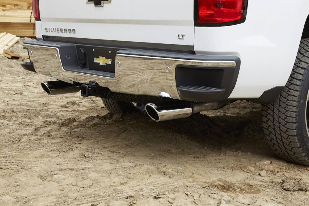 An OEM Exhaust System is a Great Upgrade for Your Chevy Silverado
