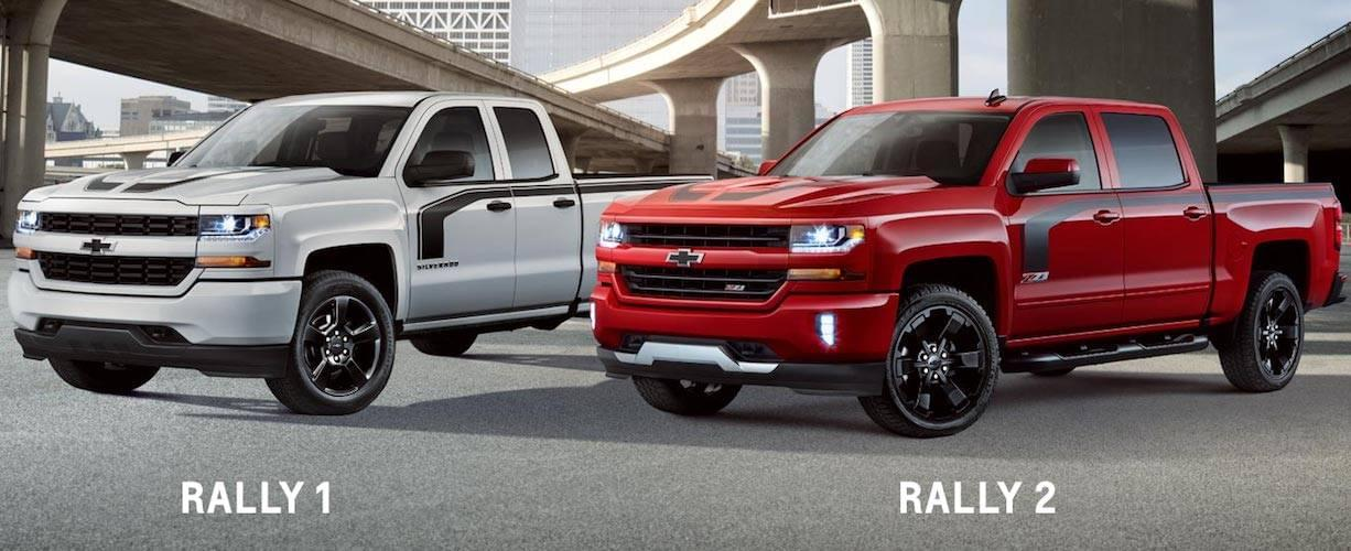 Chevy Silverado 2017 Special Edition >> These 2017 Chevy Silverado Special Editions Are Way Cool