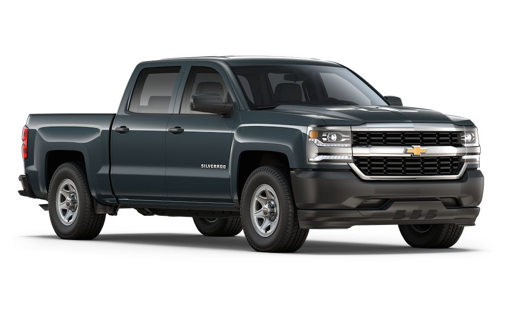 New Chevy Silverado