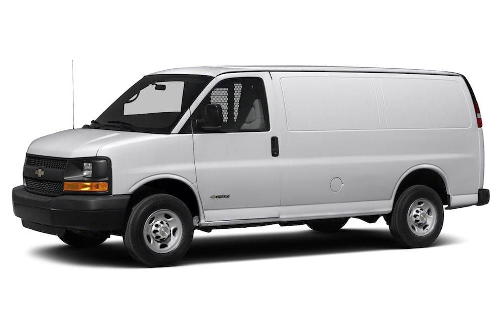 Why Not Make It Easier By Exploring The Available Conversion Vans For Sale Cincinnati Has To Offer McCluskey Chevys Commercial Truck Fleet Offers Plenty