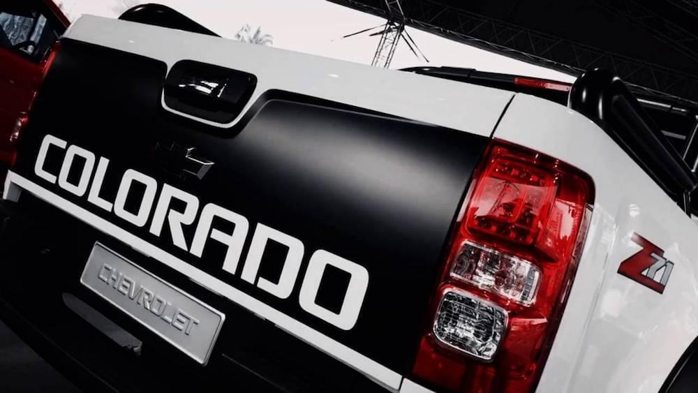 Chevy Colorado Accessories >> Chevrolet Has Accessories To Make Any Vehicle All Yours Mccluskey