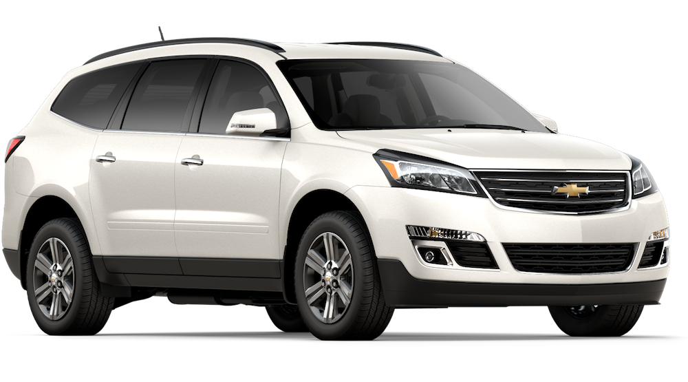 2017 Chevy Traverse vs 2017 Honda Pilot - McCluskey Chevrolet