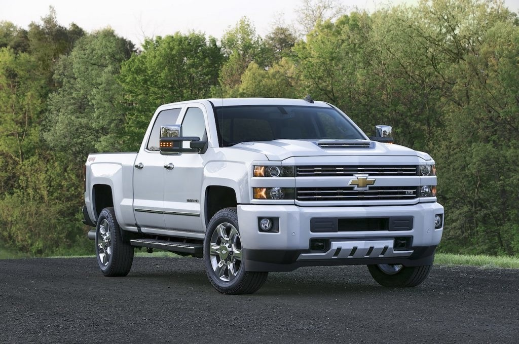 What Trucks Are Best For The Outdoor Enthusiast Mccluskey Chevrolet