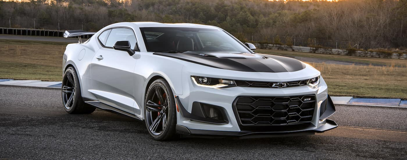 New Chevy Camaro Exterior