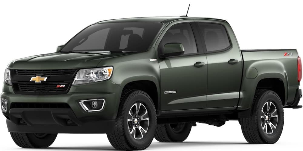 2018 Chevy Colorado - McCluskey Chevrolet
