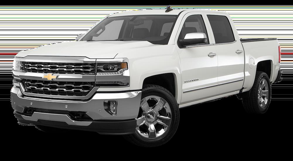 New Chevrolet Silverado