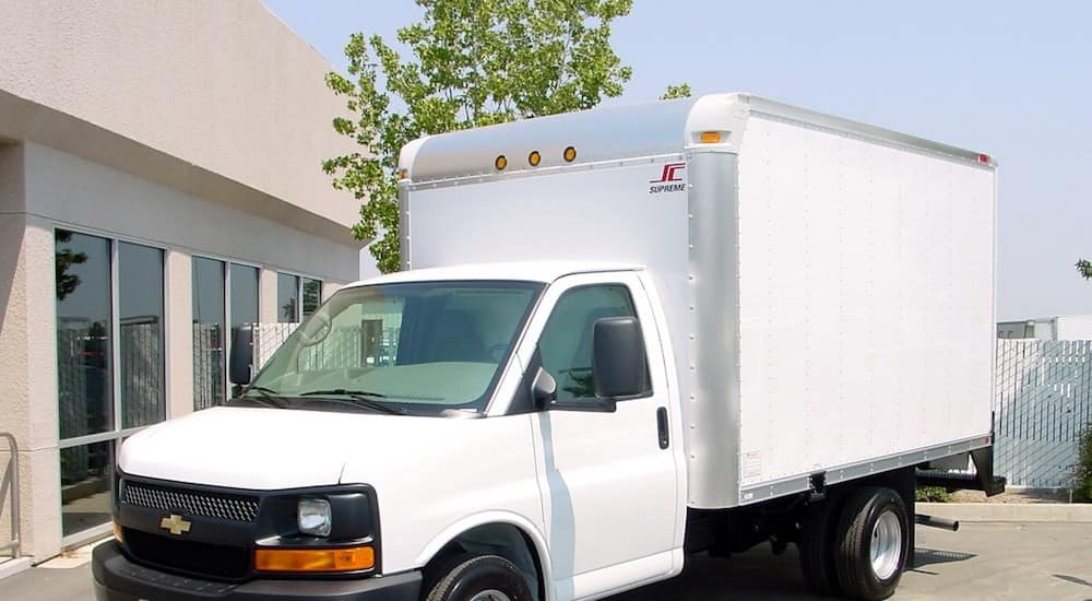 Determining Which Chevy Box Truck Is Right For Your Business Mccluskey Chevrolet