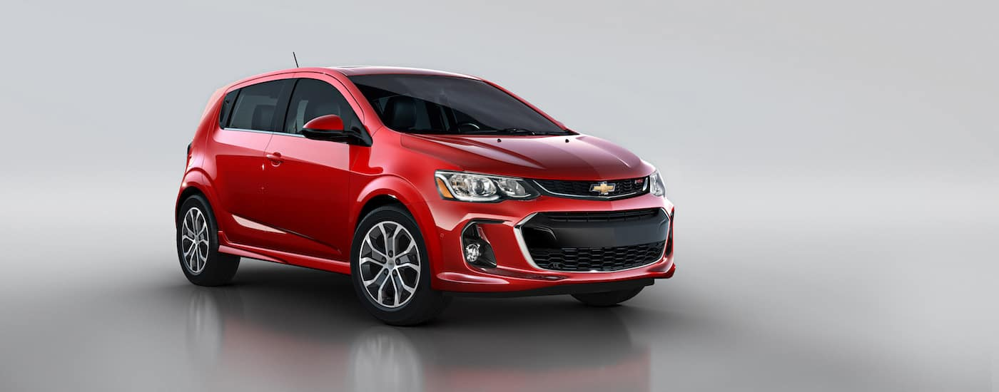 New Chevy Sonic Design